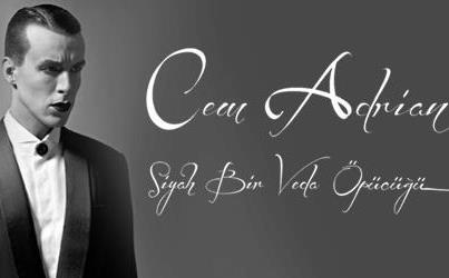 Cem Adrian Herkes Siyah Bir Veda Öpücüğü 2012 Yeni Albümü