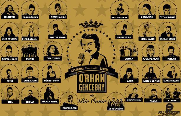 Orhan Gencebay İle Bir Ömür 2012 Yeni Albümü Şarkıları Şarkı Sözleri Mp3 Video Klibi Dinle İzle Seyret İndir
