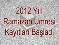 2012 Hac ve Ramazan Umre Turları Yakın Oteller Ekonomik Uygun Fiyatlı Ramazan Ayı Ümre Tur Organizasyonları Erken Rezervasyon Avantajları